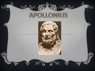 APOLLONIUS