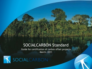 SOCIALCARBON Standard