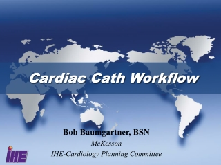 Cardiac Cath Workflow
