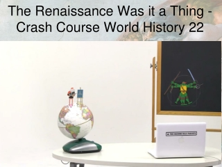 The Renaissance Was it a Thing - Crash Course World History 22