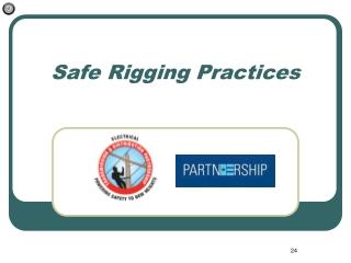 Safe Rigging Practices