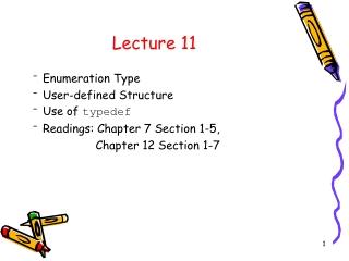 L ecture  11