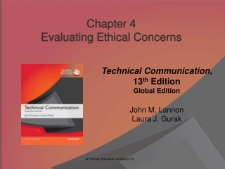 Chapter  4 Evaluating Ethical Concerns