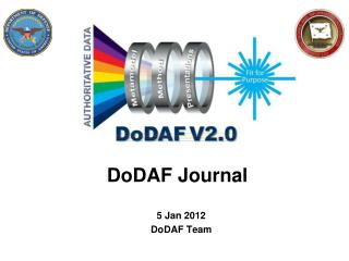 DoDAF Journal