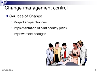 Change management control