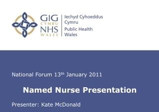 Named Nurse Presentation