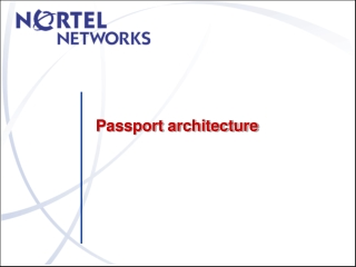 Passport architecture