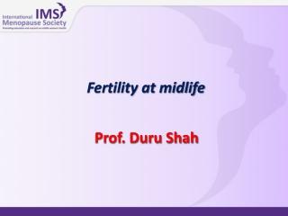 Fertility at midlife