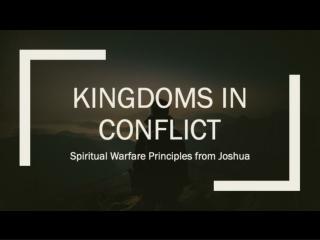 The Whole God's Armour Ephesians 6:10-20