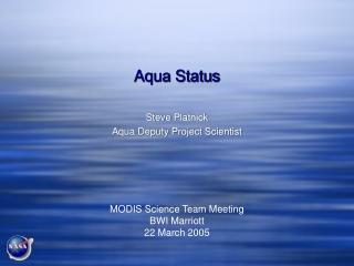 Aqua Status