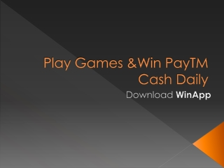 Play Free Download Games