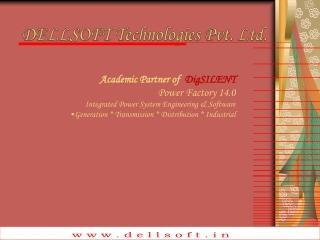 DELLSOFT Technologies Pvt. Ltd.