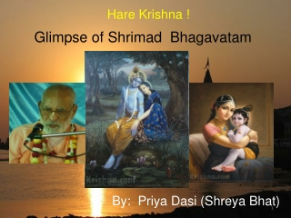 Hare Krishna !