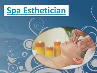 Spa Esthetician