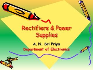 Rectifiers & Power Supplies