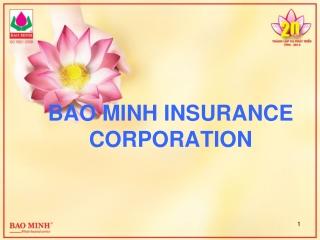 BAO MINH INSURANCE CORPORATION