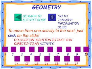 GO BACK TO ACTIVITY SLIDE