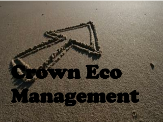 Crown Eco Management: Guiding Principles - design21sdn