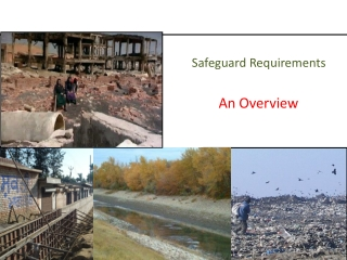 Safeguard Requirements