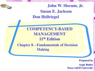 John W. Slocum, Jr.