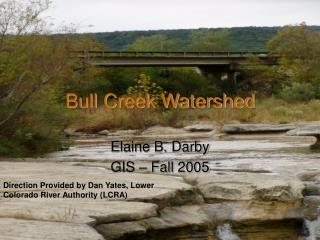 Bull Creek Watershed