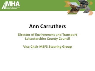 Ann Carruthers