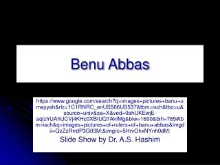 Benu Abbas