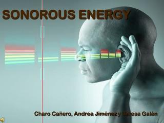 SONOROUS ENERGY