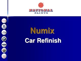 Numix Car Refinish