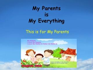 my parent