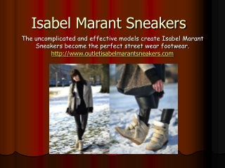 Isabel Marant Sneakers Outlet