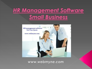 HR software programs
