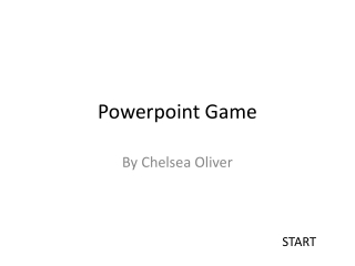 Powerpoint game