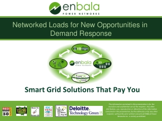 Smart Grid Solutions That Pay You