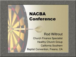 NACBA Conference