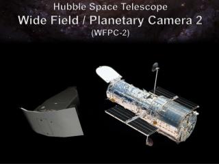 Hubble Space Telescope Wide Field / Planetary Camera 2 (WFPC-2)