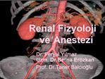 Renal Fizyoloji