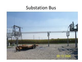 Substation Bus