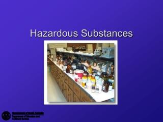 Hazardous Substances