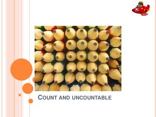 Count and uncountable
