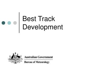 Best Track Development
