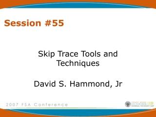 Session #55