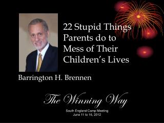 Barrington H. Brennen
