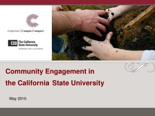 Community Engagement in  the California State University