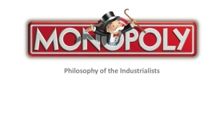 Philosophy of the Industrialists