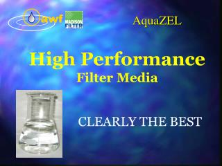 High Performance Filter Media