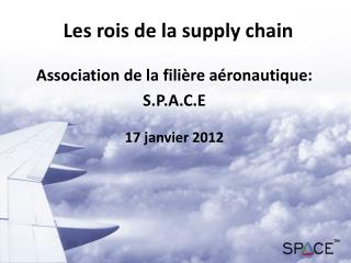 Les rois de la supply chain