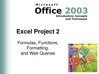 Excel Project 2