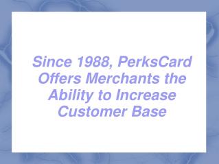 Perkscard Reviews