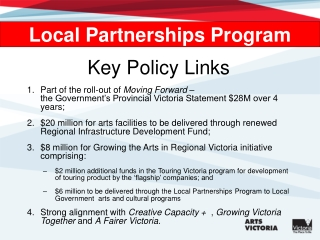 Key Policy Links